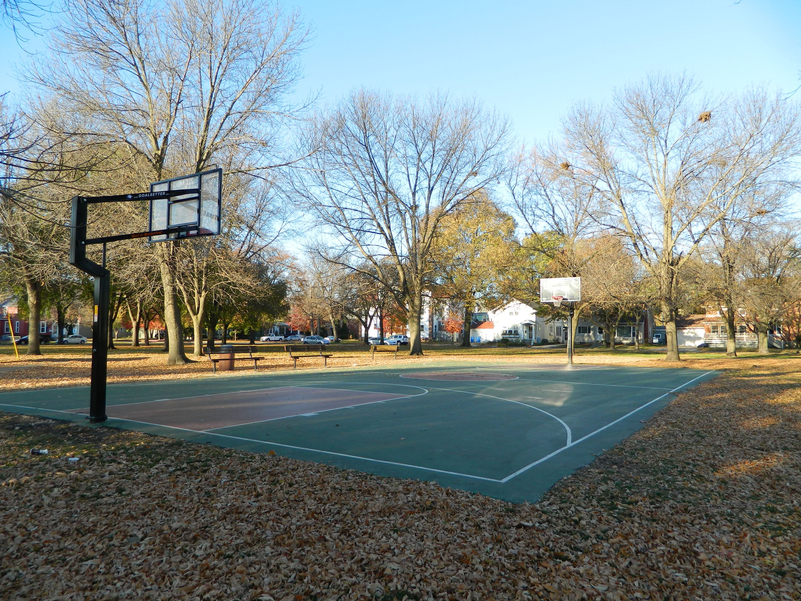 Sinclair Park Basketball Court